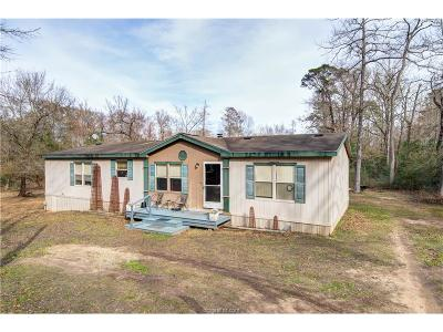 Grimes County Single Family Home For Sale: 16904 Red Oak Drive