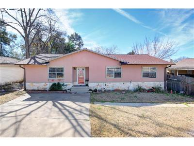 Bryan Single Family Home For Sale: 720 South Sims