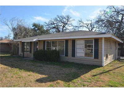 Burleson County Single Family Home For Sale: 359 6th Street