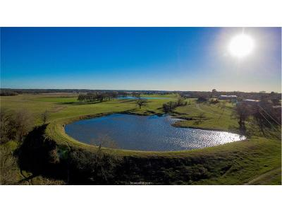 College Station Residential Lots & Land For Sale: 9999 Hopes Creek Road