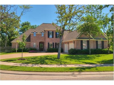 College Station Single Family Home For Sale: 5209 Ballybunion Lane