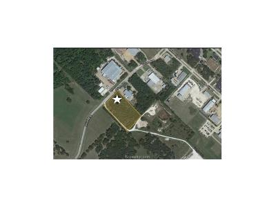 Bryan Residential Lots & Land For Sale: Shiloh Avenue