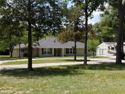 Leon County Single Family Home For Sale: 8 West Trail Ln.