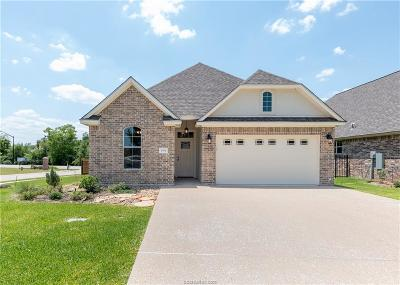 Bryan Single Family Home For Sale: 3501 Leesburg Path