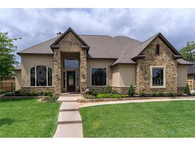 College Station Single Family Home For Sale: 5202 Bandon Dunes