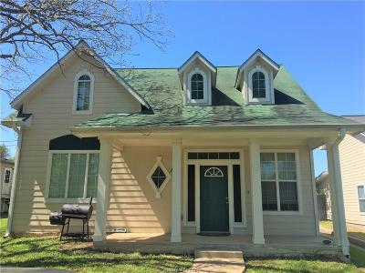 Bryan , College Station Single Family Home For Sale: 1724 Boardwalk Court