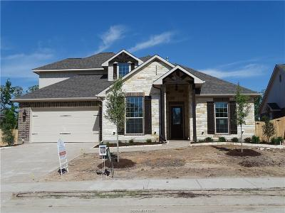 Bryan , College Station Single Family Home For Sale: 2716 Wardford Way