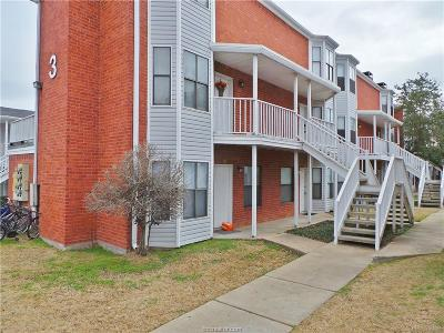 Bryan Condo/Townhouse For Sale: 4441 Old College Road #3204