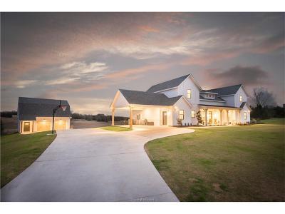 Brazos County Single Family Home For Sale: 7323 River Ridge Drive