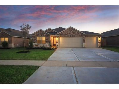 Grimes County Single Family Home For Sale: 7709 Links Lane