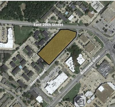 Bryan Residential Lots & Land For Sale: 3168 East 29th Street