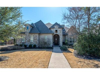 Bryan Single Family Home For Sale: 3304 Willow Ridge Drive
