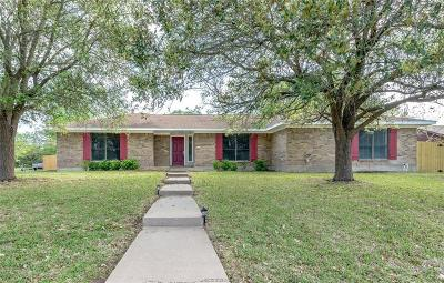 Brazos County Single Family Home For Sale: 4013 Green Valley Drive