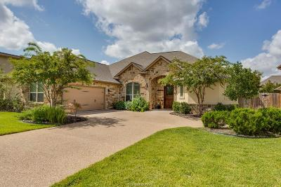 College Station Single Family Home For Sale: 4318 Toddington Lane
