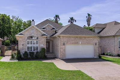 College Station Single Family Home For Sale: 913 Grand Oaks