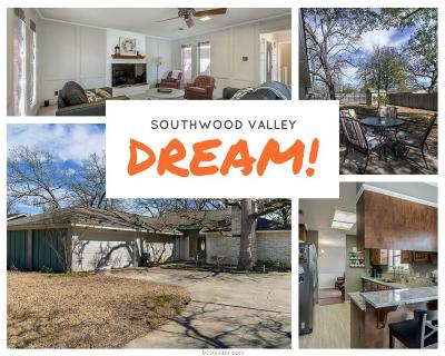Southwood Valley Single Family Home For Sale: 2813 Celinda