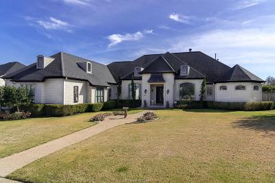 College Station Single Family Home For Sale: 1106 Royal Adelade Drive