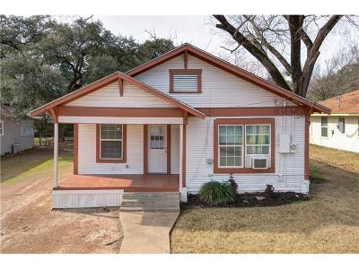 Bryan Single Family Home For Sale: 1011 East 25th Street