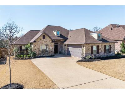 College Station Single Family Home For Sale: 4402 Norwich Drive