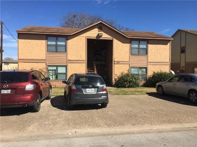 Bryan Multi Family Home For Sale: 4311 Boyett Street #A-D