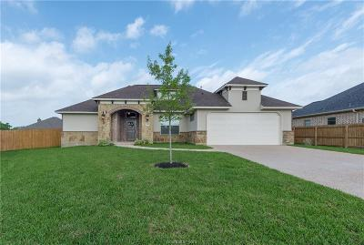 Bryan Single Family Home For Sale: 3003 Nobel Court