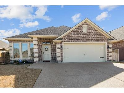College Station Single Family Home For Sale: 4280 Rock Bend Drive