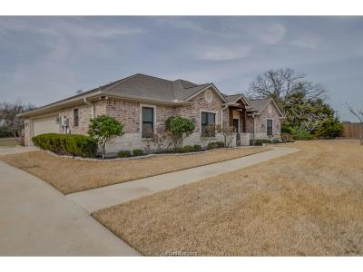 Bryan Single Family Home For Sale: 4348 Nighthawk Court