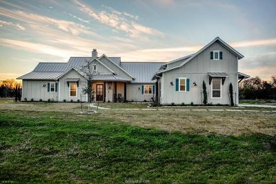 College Station Single Family Home For Sale: 1500 Millican Meadows Circle