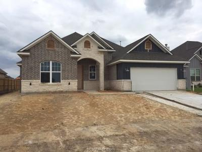 College Station Single Family Home For Sale: 4022 Crooked Creek