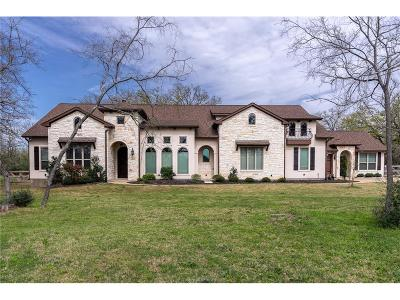 Brazos County Single Family Home For Sale: 8722 Green Branch Loop