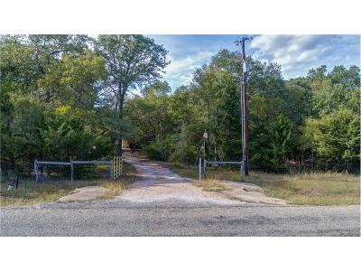 Bryan Single Family Home For Sale: 5744 Old Spanish Trail