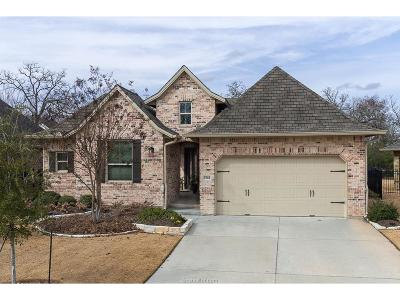 College Station Single Family Home For Sale: 5164 Stonewater Loop