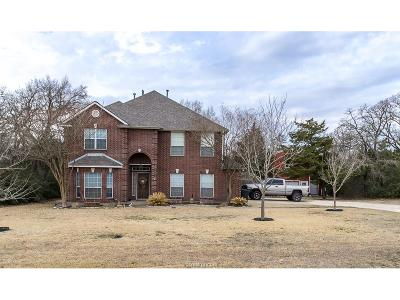 College Station Single Family Home For Sale: 14232 I And Gn Road