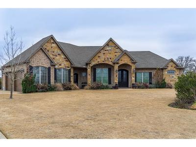 Brazos County Single Family Home For Sale: 4300 Sendera Court
