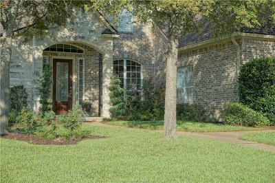 College Station Single Family Home For Sale: 5104 Bellerive Bend Drive