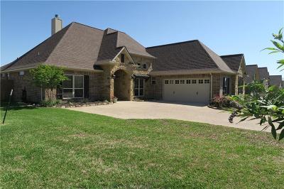 Brazos County Single Family Home For Sale: 3317 Covington Court
