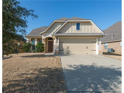 Brazos County Single Family Home For Sale: 2027 Turning Leaf Drive