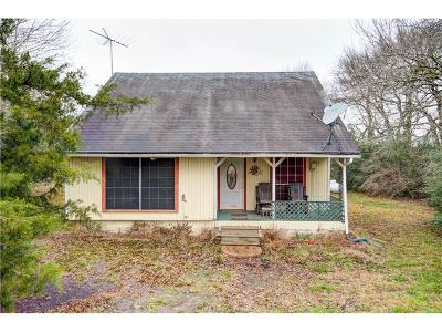 Grimes County Single Family Home For Sale: 4368 Scenic View Drive