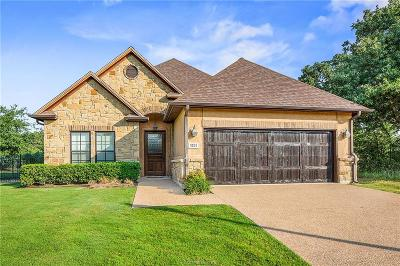 Bryan Single Family Home For Sale: 3201 Laurel Trace Court
