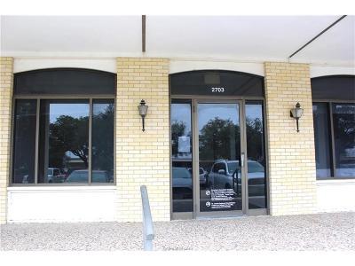 Bryan Commercial For Sale: 2703 Osler Boulevard