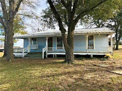 Grimes County Single Family Home For Sale: 2471 County Rd 409