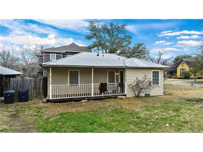 Brazos County Single Family Home For Sale: 612 Montclair