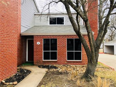 College Station TX Condo/Townhouse For Sale: $95,000
