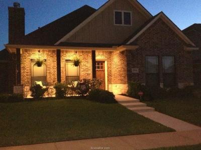 College Station Single Family Home For Sale: 3914 Lienz Lane