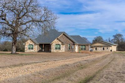 Brazos County Single Family Home For Sale: 1123 Fawn Lake Drive