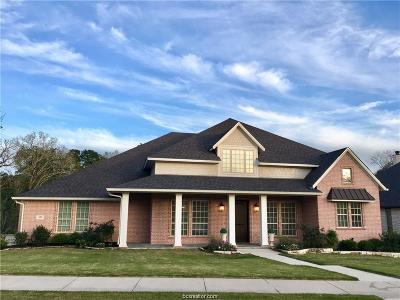 Brazos County Single Family Home For Sale: 1413 Royal Adelade Loop