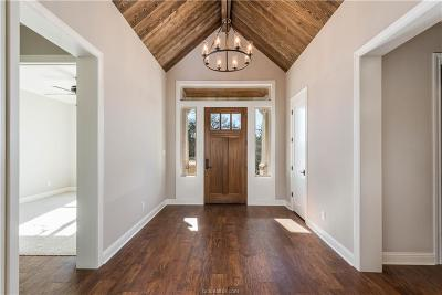 Brazos County Single Family Home For Sale: 1227 Quarry Oaks Drive