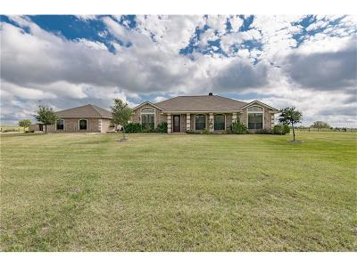 Burleson County Single Family Home For Sale: 1645 Davidson Branch Road