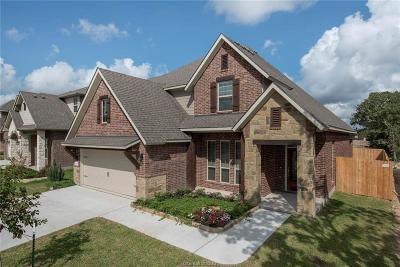 Brazos County Single Family Home For Sale: 2604 Portland Avenue