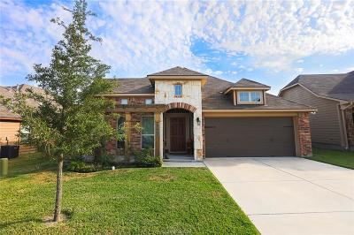 Bryan Single Family Home For Sale: 3045 Positano Loop
